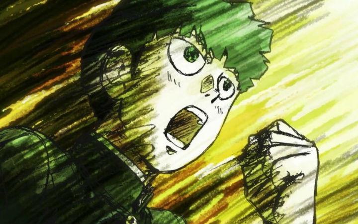 漫画《灵能百分百》将完结!22日更新最终回