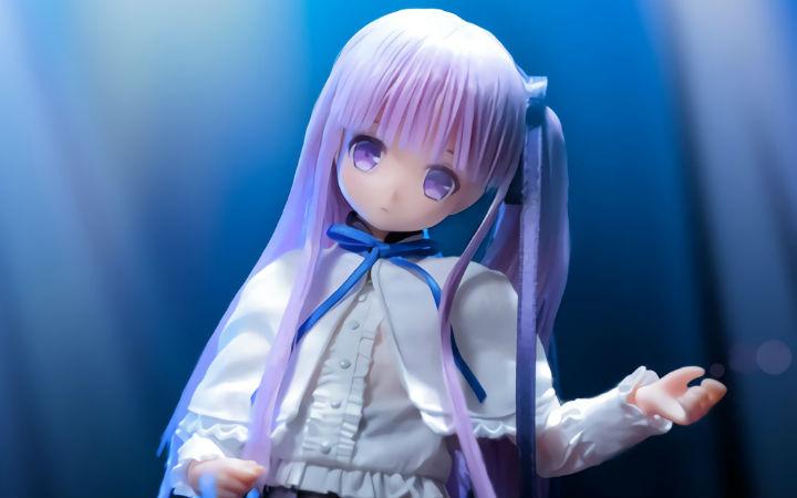 AZONE《天使的3P!》Pureneemo五岛润娃娃26日开订