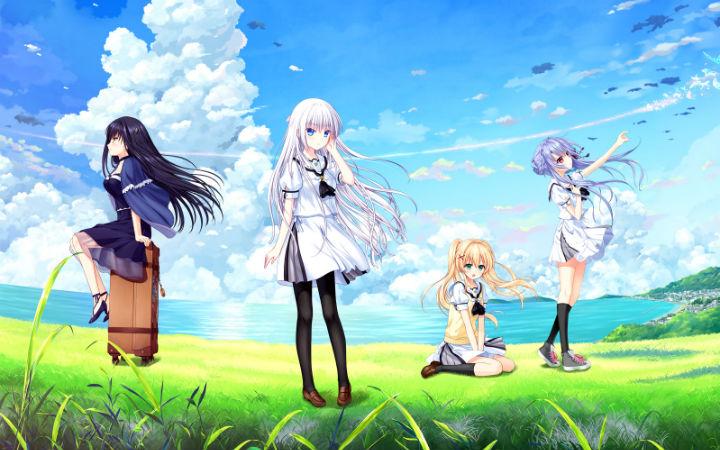 Key最新作《Summer Pockets》6月发售!宣传视频公开