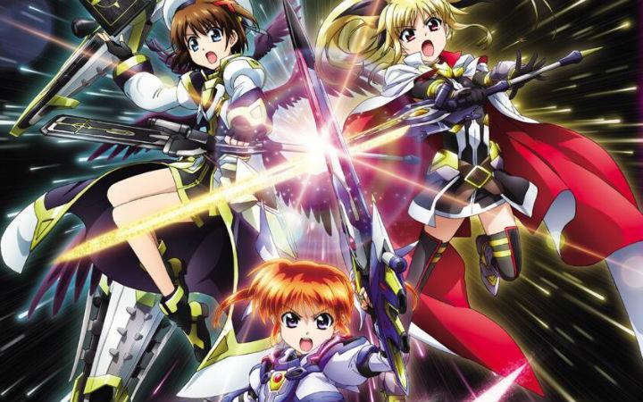 剧场版《魔法少女奈叶 Detonation》PV与宣传图公开