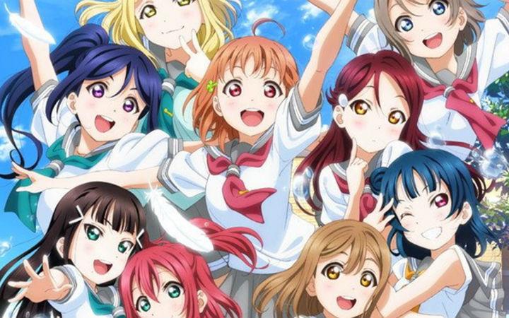 《LoveLive!Sunshine!》宣布制作完全新作剧场版