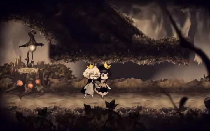 盲人王子的异种间交流?日本一游戏《说谎公主与瞎眼王子》