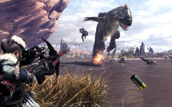 福布斯:游戏《怪物猎人 世界》有虐待动物倾向