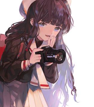 P站美图推荐——相机特辑
