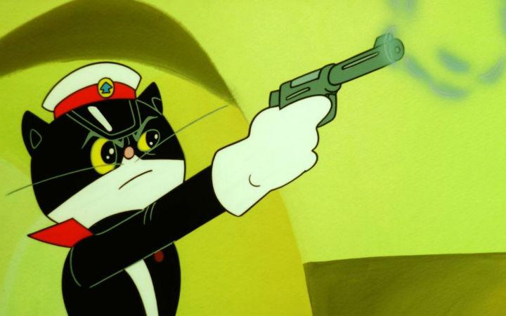 2月22日猫之日!送上二次元作品中的猫角色图片