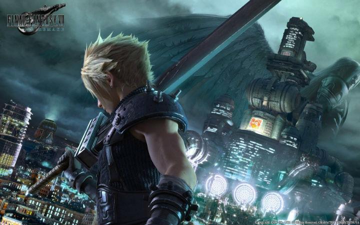 PS4你要坚持住!《最终幻想7》重制版开始招募核心制作人员