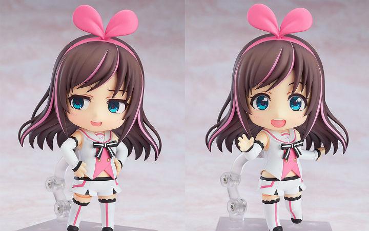虚拟主播Kizuna AI(爱酱)粘土人9月正式发售