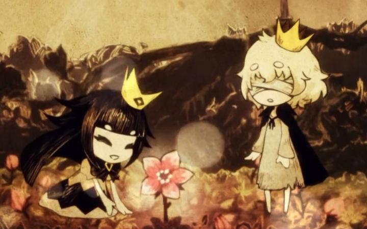 日本一游戏《说谎公主与瞎眼王子》宣传片公开