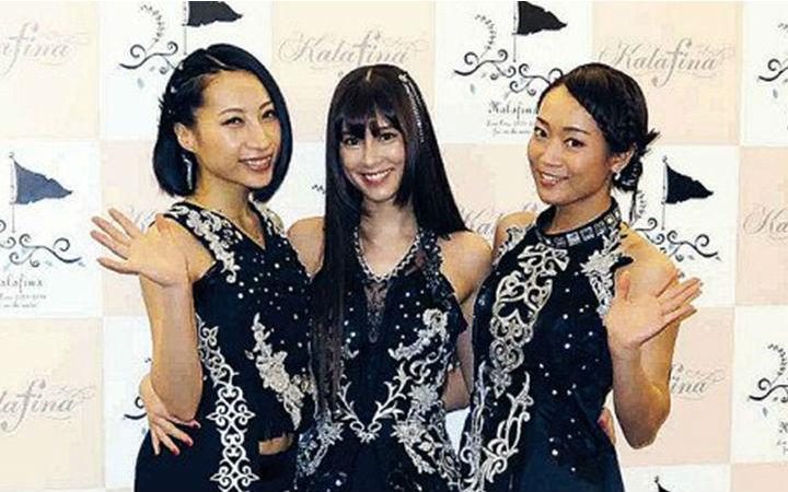 合同到期 事务所正式发表Keiko退出Kalafina消息