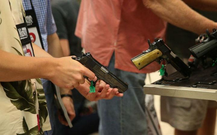 美国全国步枪协会:错的不是枪是游戏