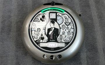 《黑执事》联动夏普推出小野大辅语音扫地机器人