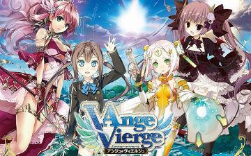 角川宣布旗下卡牌游戏Ange Vierge确定动画化