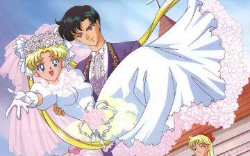 童年女神催你结婚,《美少女战士》推出结婚登记表