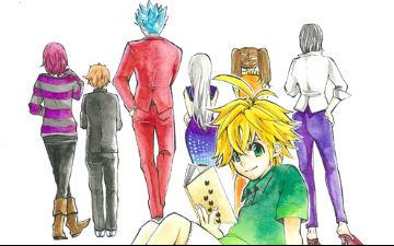《七大罪》衍生新连载漫画《七大罪Production》