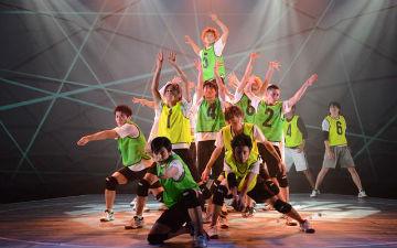 《排球少年》舞台剧上演 现场演出照公开