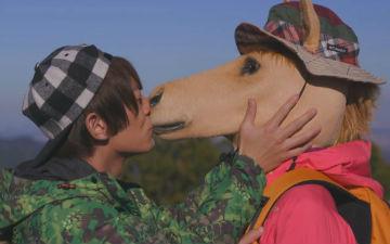 帅哥与马头女的恋爱?!奇葩日剧《奔跑吧!小百合》