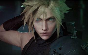 《最终幻想7重制版》实机演示首曝 舍弃回合制战斗?