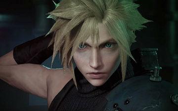 《最终幻想7》男主克劳德形象近二十年的变化