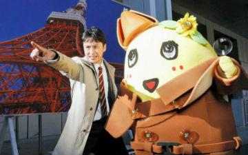 日本第一部以吉祥物为主角的电视剧 主角不是熊本熊