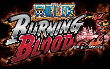 《海贼王:燃烧之血》4月21日发售 有繁体中文可选