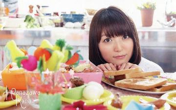 难忘的声音和笑容 花泽香菜27岁生日快乐!
