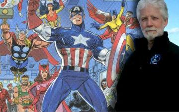 讣告:《神奇四侠》《复联》漫画家保罗·莱恩去世