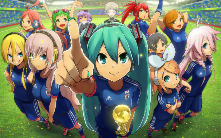 世界杯开赛在即!足球漫画小推荐!