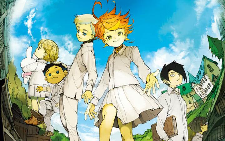 少年漫画电子书最新排名公开 《约定的梦幻岛》登顶
