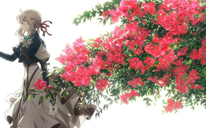 《紫罗兰永恒花园》新作剧场版2020年上映!PV公开