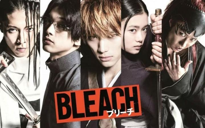 《BLEACH》真人电影上映在即,久保带人对电影赞不绝口