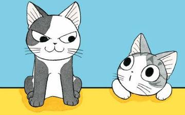 喵星人漫画《甜甜私房猫》连载11年即将完结