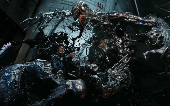 漫威反英雄电影《毒液》10月5日上映,新预告片公布