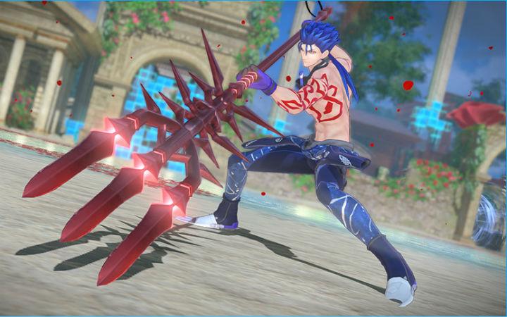 休闲时光~《Fate/EXTELLA Link》推出DLC服装第五弹