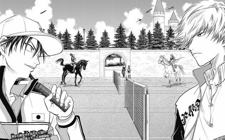 《网球王子》开始骑马打球!8月第一周新闻汇总
