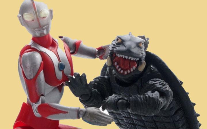 《奥特曼》中的小怪兽谁最可爱?最萌小怪兽票选结果!