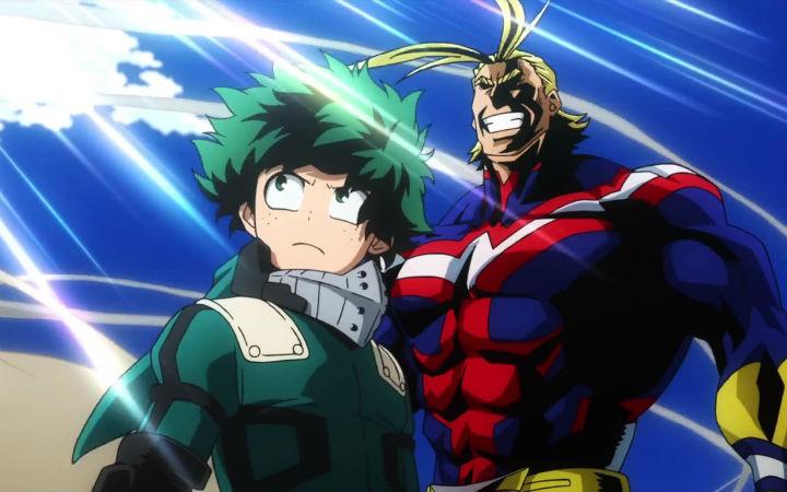 《我的英雄学院》粉丝在现实中奋勇从歹徒手中保护陌生人