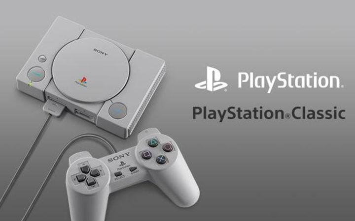 """索尼推出""""迷你PS""""!内装《FF7》等20款游戏"""