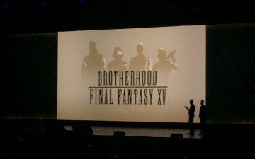 《最终幻想15》发售日确定 动画与全CG电影公开