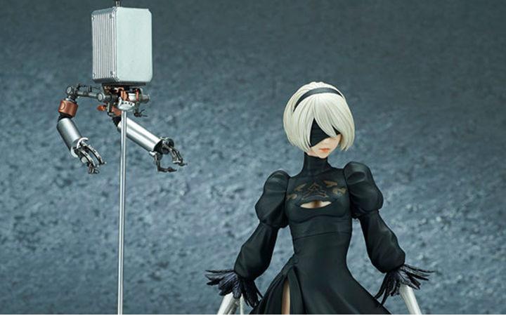 Square Enix《尼尔机械纪元》2B手办开订