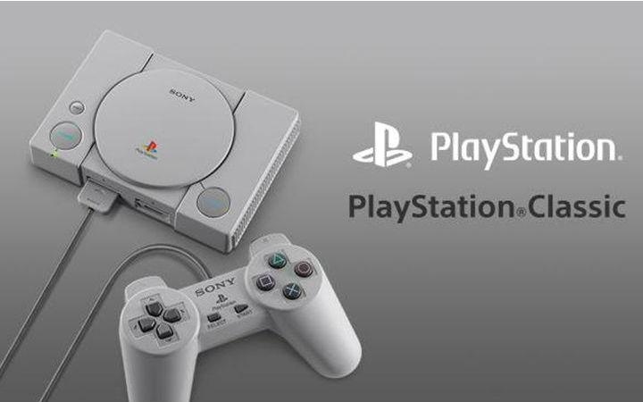 迷你PS收录游戏公开!美版与日本各有8款专属游戏