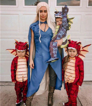 群魔乱舞,万圣节cosplay欣赏