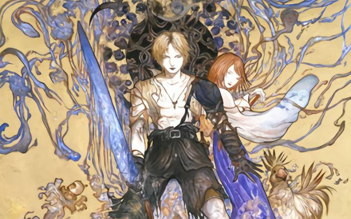 《最终幻想》艺术设定大师天野喜孝中国巡展开幕