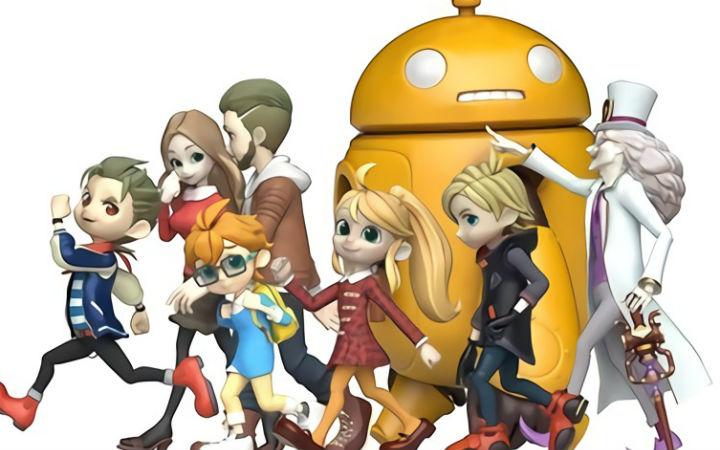 拯救时间静止的街道!日本一新作游戏2月发售