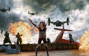 《生化危机6》电影上映时间确定 12月日本先行上映