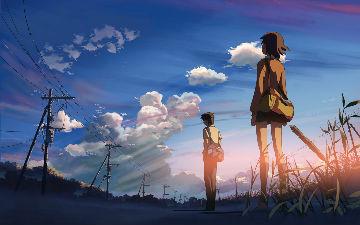 日本动画电影《秒速5厘米》将被改编为国产真人电影
