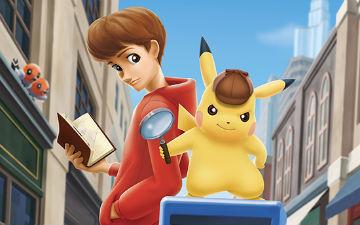 3DS游戏《名侦探皮卡丘》真人电影化制作确定