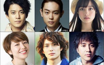 《银魂》真人版电影主要角色演员正式公布