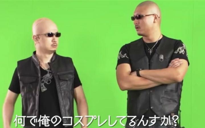 杉田智和变装秀,游戏《HITMAN2》网络宣传片公开