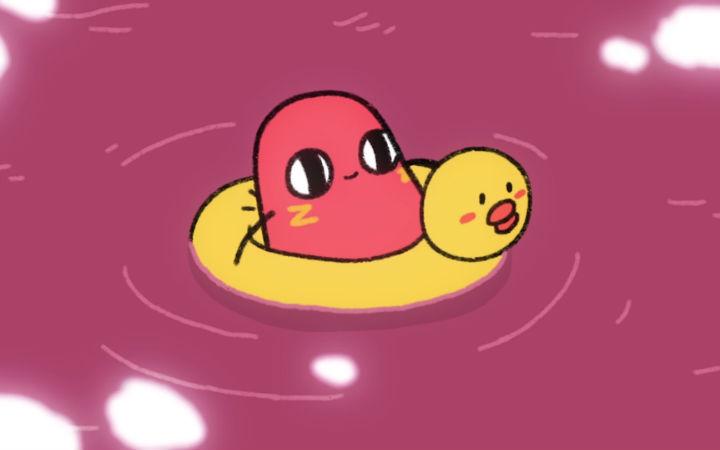 """国漫之""""萌""""——豆瓣9.1高分动画《请吃红小豆吧!》"""