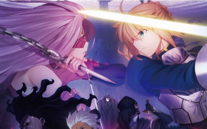 《Fate》剧场版人气火热!暂列今日票房榜榜首